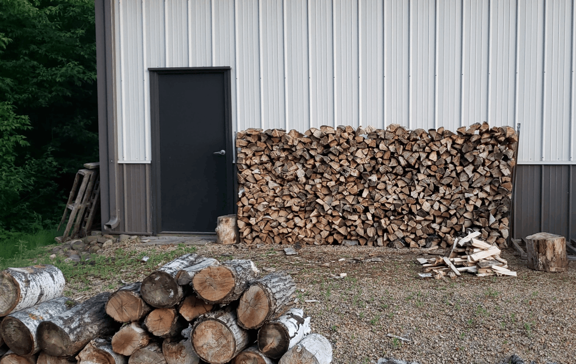Quel abri de bois de chauffage choisir ?